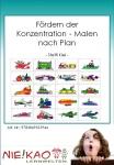Fördern der Konzentration - Malen nach Plan