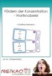 Fördern der Konzentration - Wortknobelei