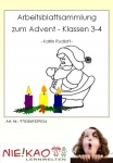 Arbeitsblattsammlung zum Advent - Klassen 3-4 Einzel-CD