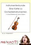 Instrumentenkunde - Eine Kartei zu Orchesterinstrumenten