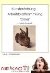 """Kunsterziehung - Arbeitsblattsammlung """"Dürer"""""""