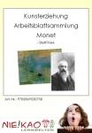 """Kunsterziehung - Arbeitsbuch """"Monet"""""""