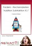 """Fordern - Rechenraketen """"Addition Subtraktion Kl.1"""""""