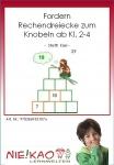 Fordern - Rechendreiecke zum Knobeln ab Kl. 2-4