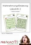 Wahrnehmungsförderung - Labyrinth 2