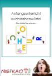 Anfangsunterricht - Buchstabenwürfel