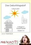 Kunsterziehung - Geburtstagsdorf - Klassenschmuck