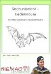 Sachunterricht - Fledermäuse download