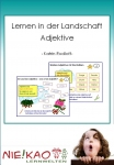 Lernen in der Landschaft - Adjektive download