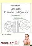 Freiarbeit - Buchstaben- und Rechenmandalas download
