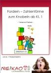 Fordern - Zahlentürme zum Knobeln Kl. 1 Einzel-CD