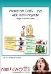 Werkstatt Dativ- und Akkusativobjekte Einzel-CD