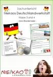 Sachunterricht - Niekaos Deutschlandwerkstatt Klasse 3 und 4