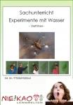Sachunterricht - Experimente mit Wasser Einzel-CD