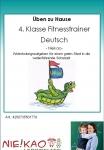 Üben zu Hause - 4. Klasse Fitnesstrainer Deutsch download