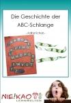 Die Geschichte der ABC-Schlange Einzel-CD