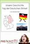Unsere Geschichte - Tag der Deutschen Einheit  Einzel-CD