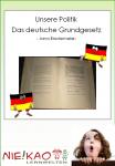 Unsere Politik - Das deutsche Grundgesetz