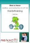 Üben zu Hause - Addition und Subtraktion im ZR 100 - Hanteltraining