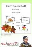 Herbstwerkstatt ab Klasse 2