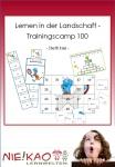 Lernen in der Landschaft - Trainingscamp 100