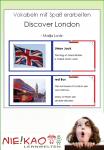 Vokabeln mit Spaß erarbeiten - Discover London