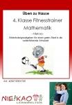 Üben zu Hause - 4. Klasse Fitnesstrainer Mathematik