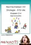 Rechtschreiben mit Strategie - ß für die Klassen 2-4