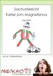 Sachunterricht - Kartei zum Magnetismus Einzel-CD
