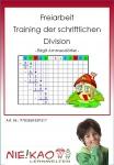 Freiarbeit - Training der schriftlichen Division