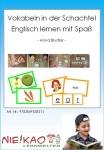 Vokabeln in der Schachtel - Englisch lernen mit Spaß