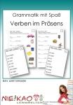 Grammatik mit Spaß - Verben im Präsens download