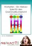 Wortarten - Ein Niekao-Spiel für den Grammatikunterricht Einzel-CD