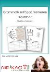 Grammatik mit Spaß trainieren - Freiarbeit download