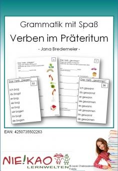 Grammatik mit Spaß – Verben im Präteritum download