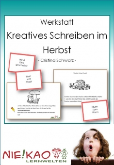 Werkstatt - Kreatives Schreiben im Herbst Einzel-CD