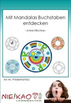 Mit Mandalas Buchstaben entdecken