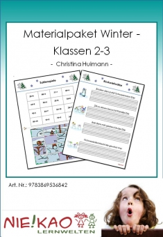 Materialpaket Winter - Klassen 2-3