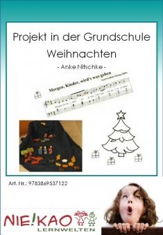 Projekt in der Grundschule - Weihnachten