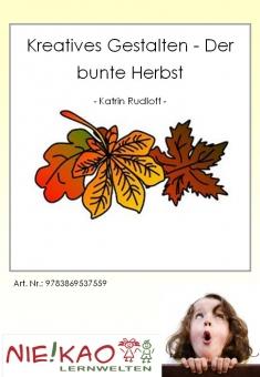 Kreatives Gestalten - Der bunte Herbst Einzel-CD