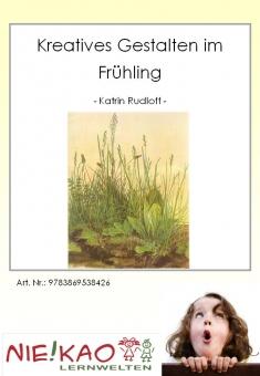 Kreatives Gestalten im Frühling