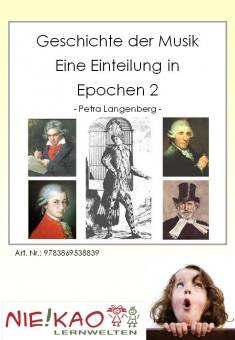 Geschichte der Musik - Eine Einteilung in Epochen 2