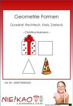 Geometrie Formen
