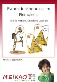 Pyramidenknobeln zum Einmaleins