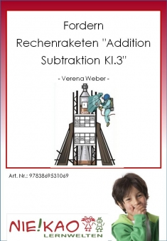 "Fordern - Rechenraketen ""Addition Subtraktion Kl.3"""