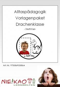 """Alltagspädagogik - Vorlagenpaket """"Drachenklasse"""""""