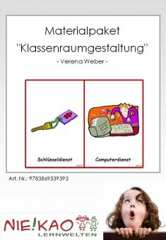 "Materialpaket ""Klassenraumgestaltung"""