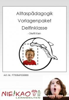 "Alltagspädagogik - Vorlagenpaket ""Delfinklasse"""
