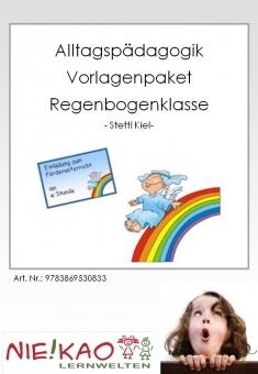 "Alltagspädagogik - Vorlagenpaket ""Regenbogenklasse"""