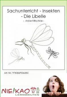 Sachunterricht - insekten - die libelle